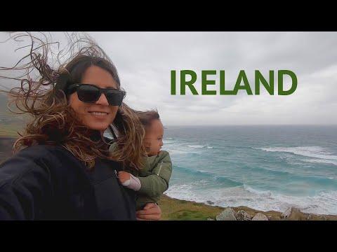 Travel Through Ireland - Family Vacation with Toddler - Dublin, Dingle, Killarney, Cliffs of Moher
