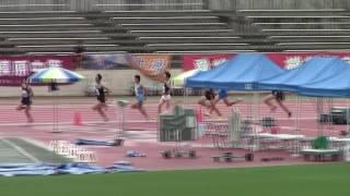 2017 神奈川県選 800m 準決勝2組