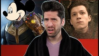Spider-Man OUT Of The MCU!? (My Thoughts)