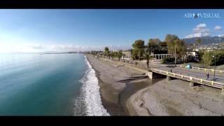 """4k aerial film """"Αerial view of Kalamata"""""""
