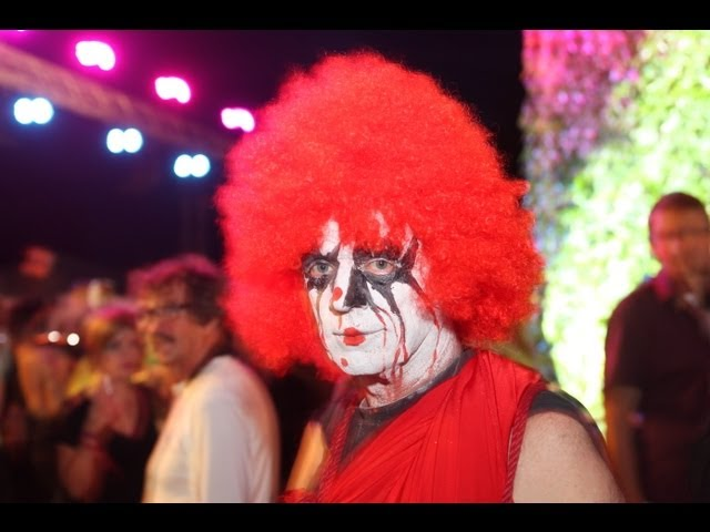 Body Circus 2013 - the surreal ball - WBF official
