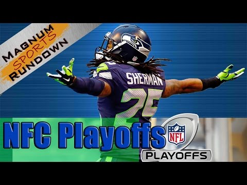 2014 NFC Playoffs|| Who will win the NFC Championship? || Magnum Sports Rundown