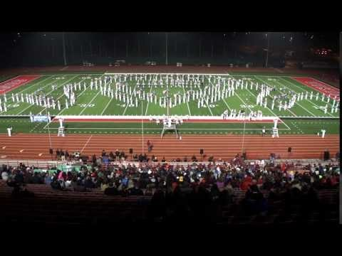 2017 Bands of America Honor Band - Veterans Memorial Stadium
