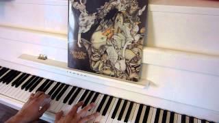 Solo piano version of Kate Bush