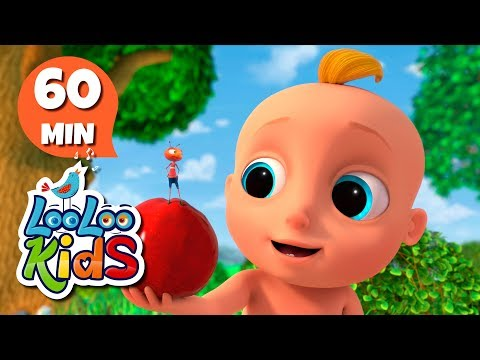 Cantec nou: The Ants Go Marching   Learn English with Songs for Children   LooLoo Kids