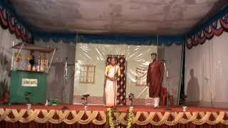 Kundapura Kannada Nage nattaka {Navella Ondhe talle bise byada}