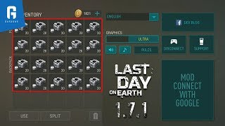 Last Day On Earth 1.7.1 MOD Connect with Google Play Games