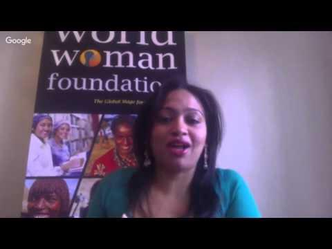 Desiree interviews Rupa Dash on Let's Talk Success