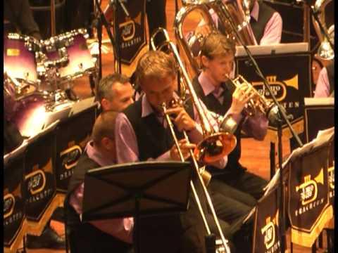 Brassband Schoonhoven op Eurobrass Drachten 2011 met Brasilia