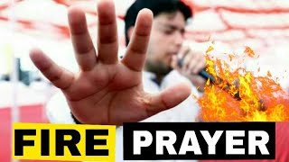 If You Are Sick or in Any Trouble ? Must Watch This Fire Prayer by Apostle Ankur Narula