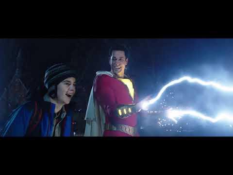 Shazam! - Trailer Oficial 2 - 4 de Abril nos Cinemas