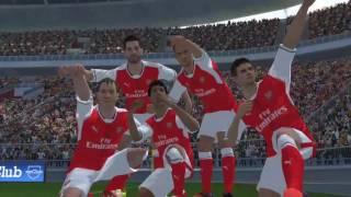 Pro Evolution Soccer  2017 Mobile Game