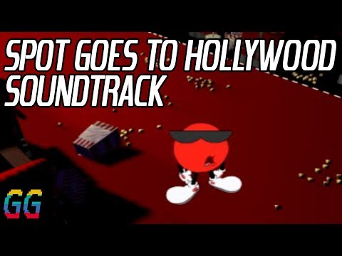 PS1 Spot Goes To Hollywood Complete Soundtrack
