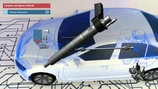 Automechanika 2014: BOSCH Augmented Reality Product Catalogue