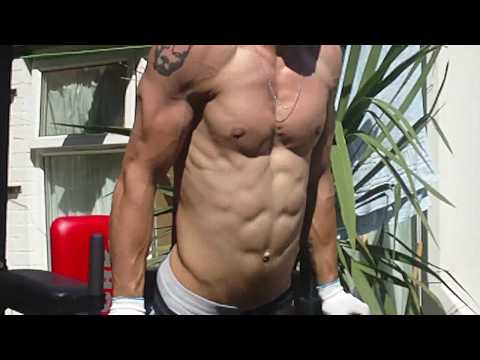 Get Ripped in 2012!! - Natural Muscle Workout -
