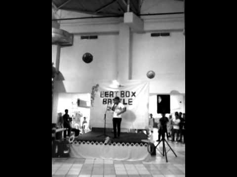 Colonnade Beatbox Showcase Battle - Rednax
