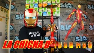 LA CHICHA D'IRON MAN !