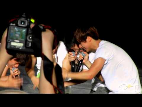 110701 BEAST Fan Meeting Asia Tour in Malaysia - V.I.U