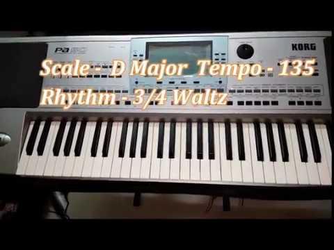 லேசான காரியம் (Lesana Kariyam)Tamil Christian Song Keyboard Chords Displayed