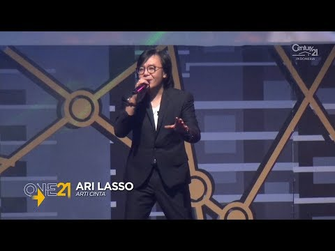 Ari Lasso - Arti Cinta (One21 2018 #JoinTheConnection)