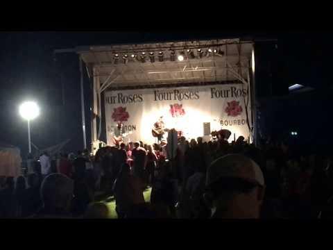 Music at the Kentucky Bourbon Festival - Bardstown, Kentucky