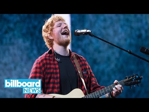 Ed Sheeran Reveals His Next Project is 'Not a Pop Album'| Billboard News