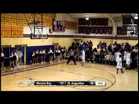 Boys Basketball - Mission Bay vs. St. Augustine
