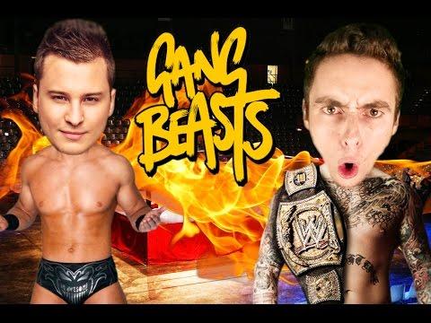 LE DINO GANG !! Gang Beasts ( ft Furious Jumper )