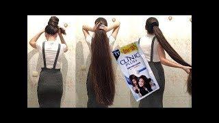 बाल सिर्फ 2 मिनट में लम्बे हो जायेगे बस इस नुस्खे को 1 बार इस्तमाल कर ले  How to get Long Hair Fast