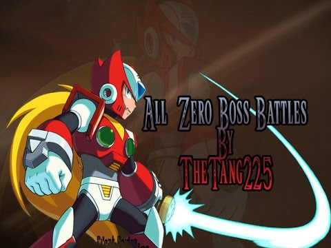 Megaman Special: All Zero Boss Battles