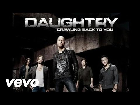 Daughtry - Crawling Back To You (Audio)