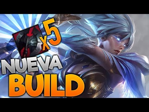 ¡NUEVA MEJOR BUILD PARA RIVEN! | ¡DESTRUCCION EN LA TOP LANE!  | RIVEN TOP NUEVAS RUNAS