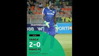 Video Yanga vs Mbao Fc -Ajibu Goal ''Amazing Goal download MP3, 3GP, MP4, WEBM, AVI, FLV November 2018