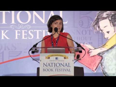 Rachel Swaby: 2015 National Book Festival