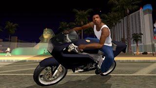 Melhores manobras de moto no GTA San Andreas (2014)