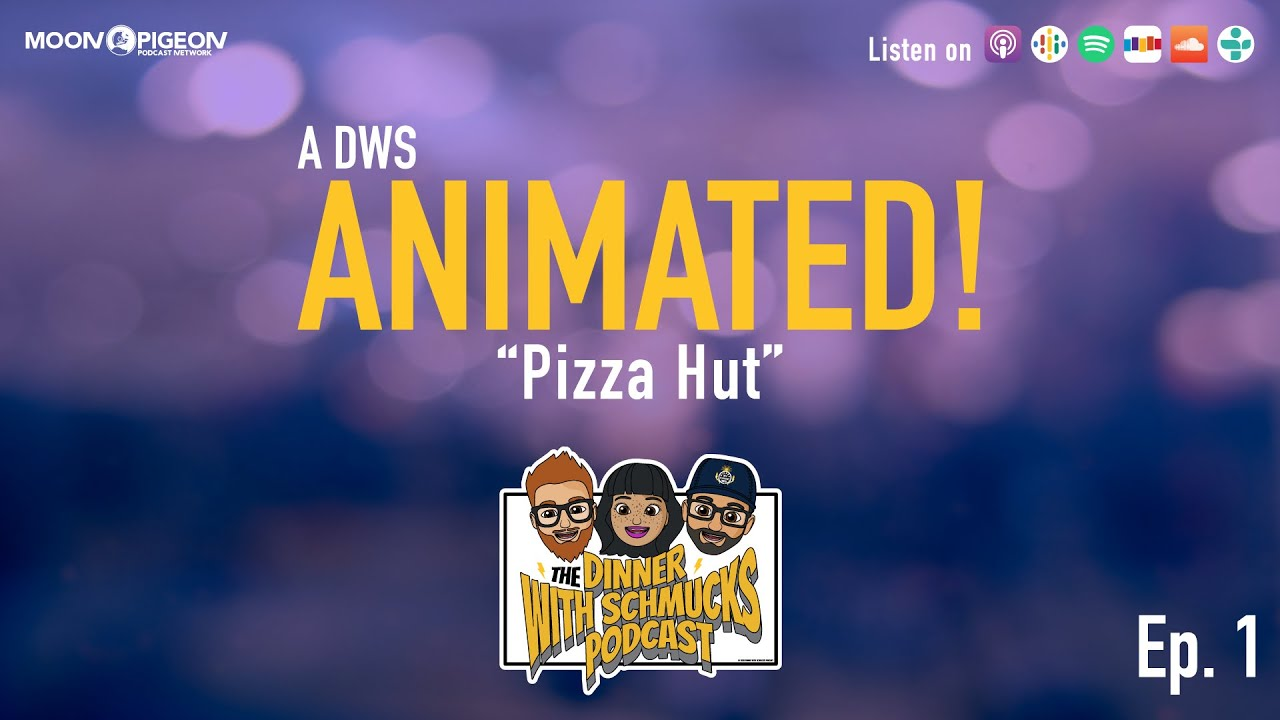 "DWS Animated! Episode 1 ""Pizza Hut"""