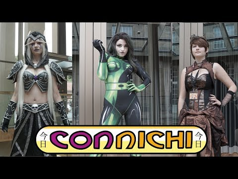 CONNICHI 2019 KASSEL | COSPLAY VIDEO TVGC