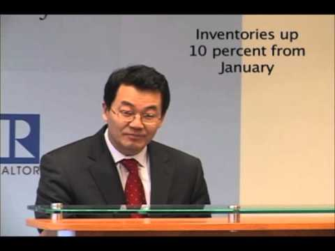 National Association of Realtors Current Real Estate Stats by Lawrence Yun