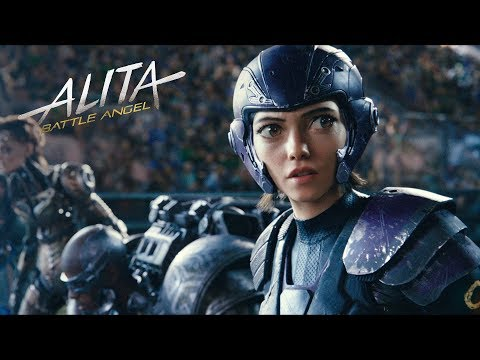 Alita: Battle Angel | Motorball | February 8