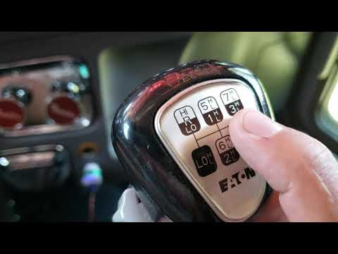 how-to-shift-18-speed-manual-eaton-transmission.-peterbilt,-volvo,-freightliner,-kenworth,-mack