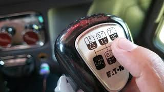 HOW TO Shift 18-Speed Manual Eaton Transmission. Peterbilt, Volvo, Freightliner, Kenworth, Mack
