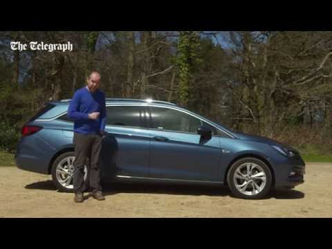 Vauxhall/Opel Astra Sports Tourer 2016 review | TELEGRAPH CARS