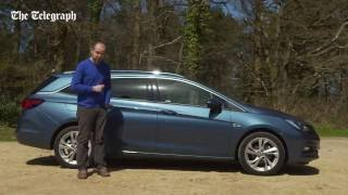 Opel Astra Sports Tourer 2016 Videos