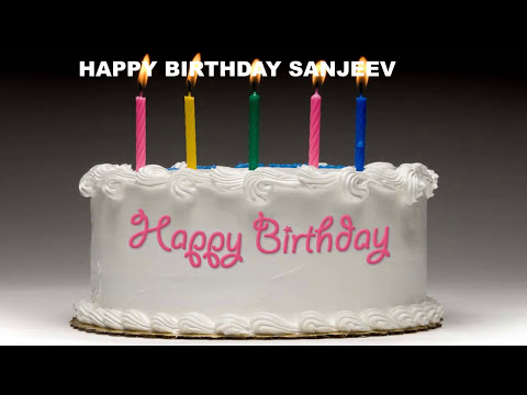 Sanjeev - Cakes Pasteles_13 - Happy Birthday