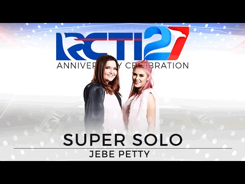 "Jebe & Petty ""Don't Let Me Down"" [HUT RCTI 27]"