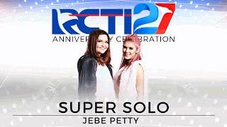 "jebe petty ""dont let me down"" hut rcti 27"
