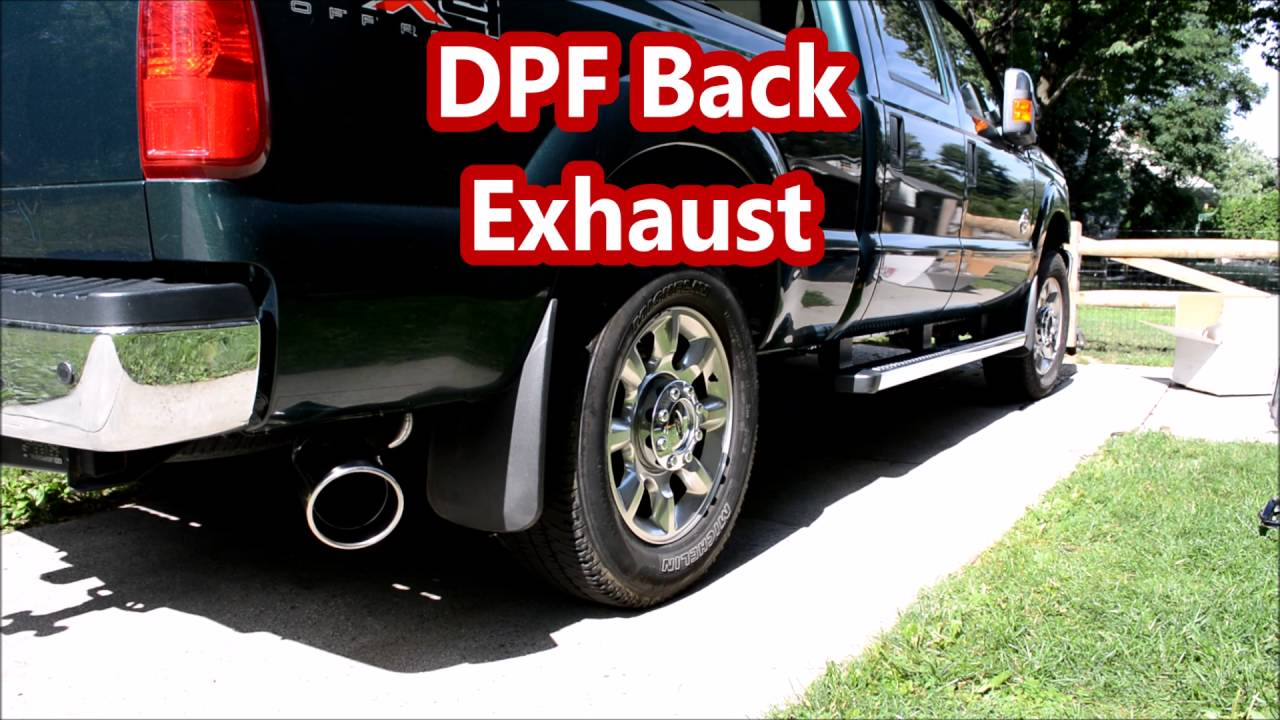 4 Delete Pipe Vs Full Exhaust