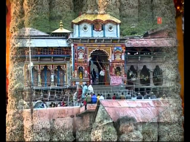Chalo Re Bhakton  Badrinath Dhaam - Badrinath Kedarnath Gangotri Yamnotri - Bhajan Aur Aarti Travel Video