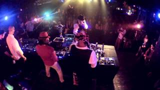 War Ina East 2014 - WARRIOR SOUND vs. XIXGON vs. KOSMIK MOVEMENT vs. NATURAL AFFAIRS  vs. BURNDOWN