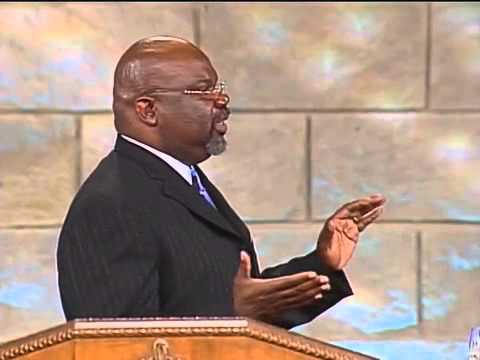 TD Jakes Sermons: Nothing Just Happens